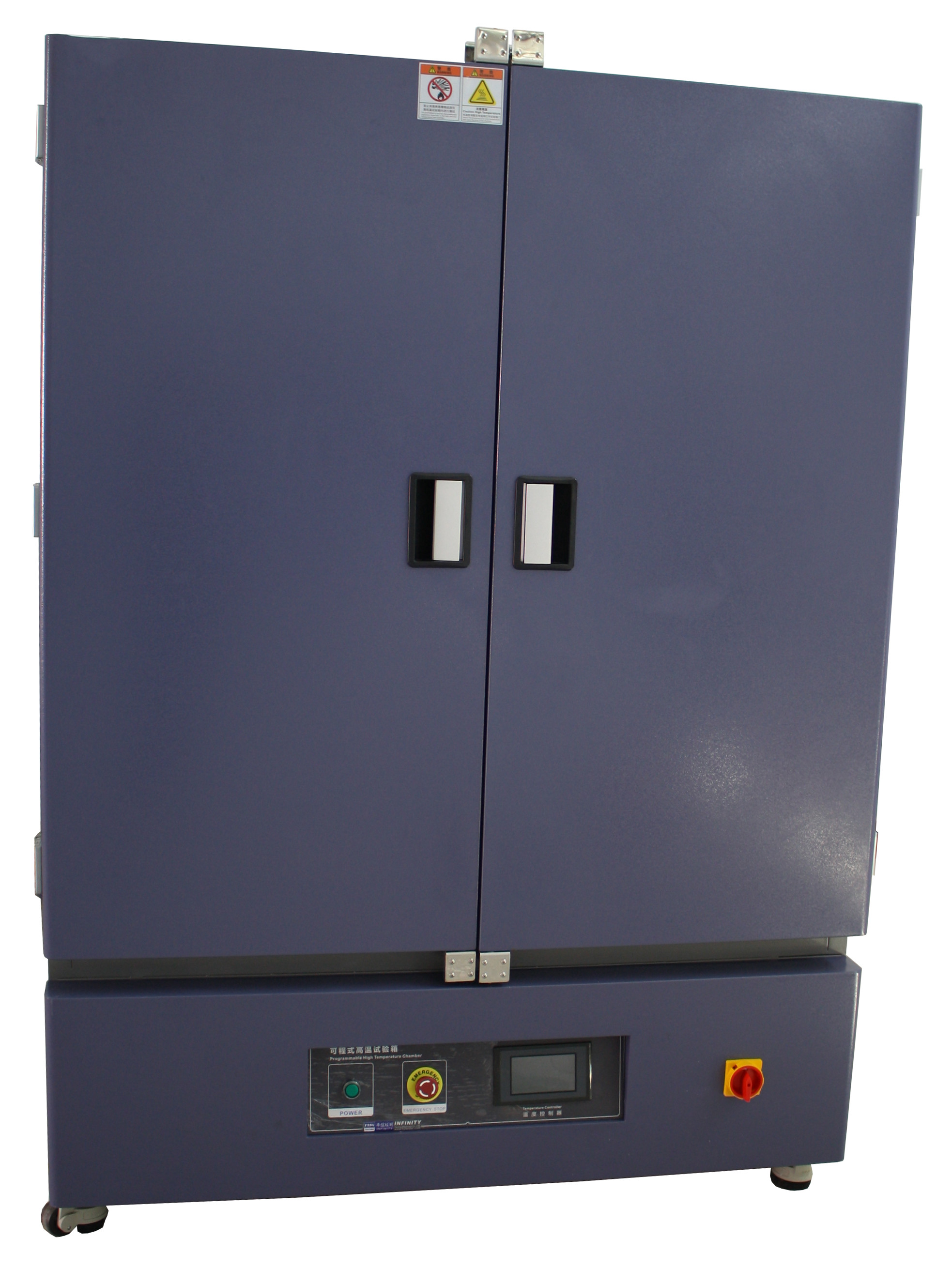 GB / T 11158-2008 Electric Utm Universal Testing Machine Heating High Temperature Air Dry Oven