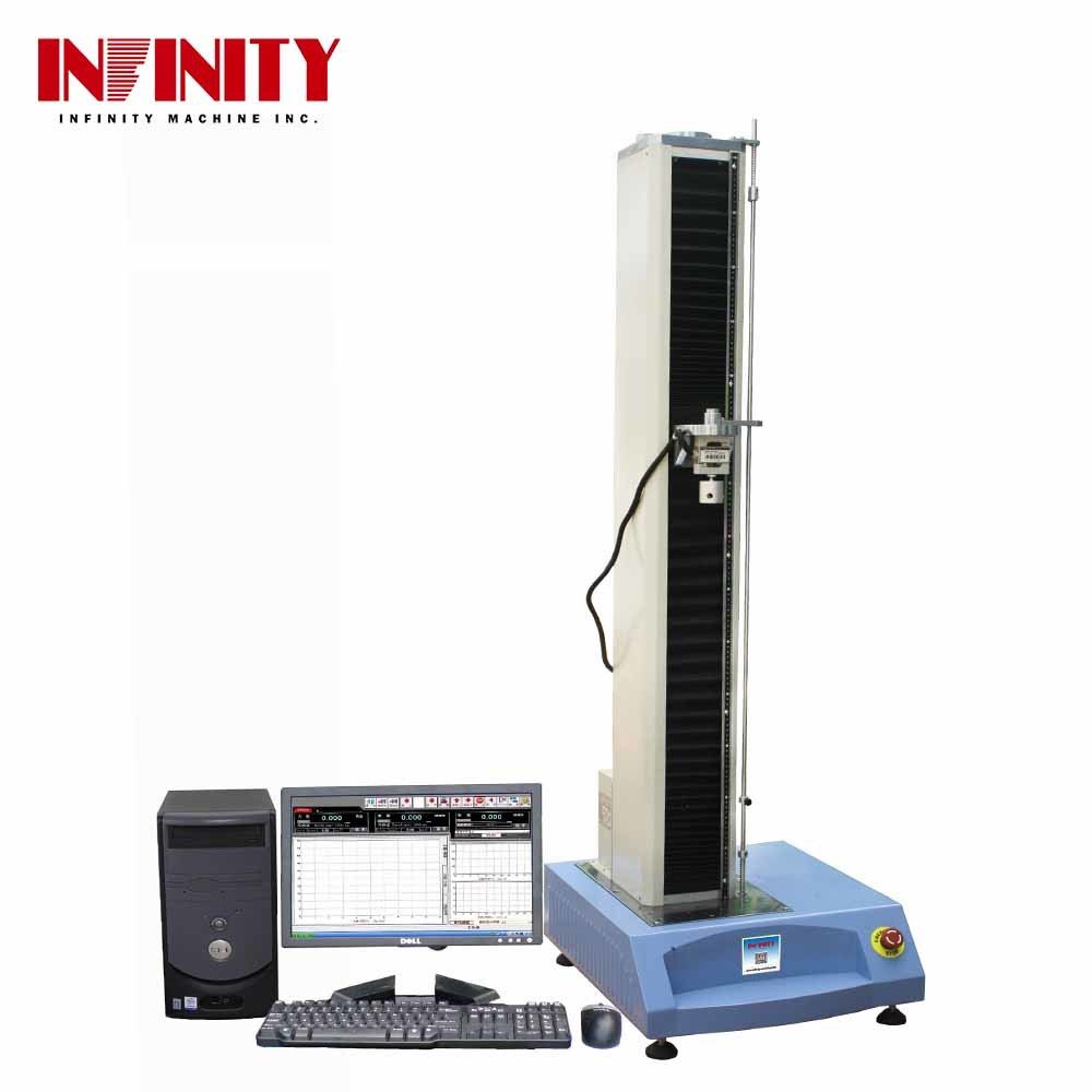5KN Electronic Universal Testing Machine Textile Testing Instrument High Accuracy